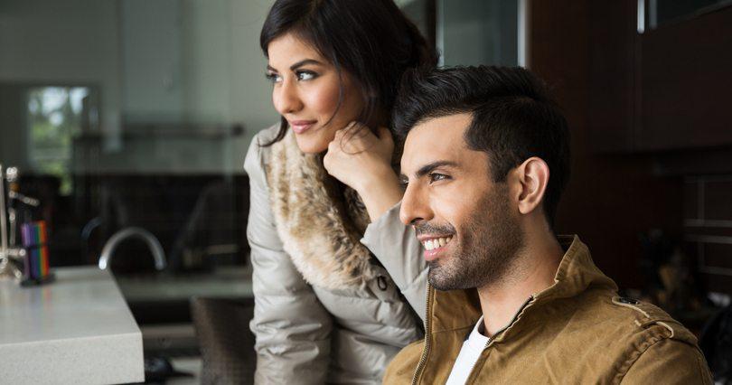 Modern Married Indian Women