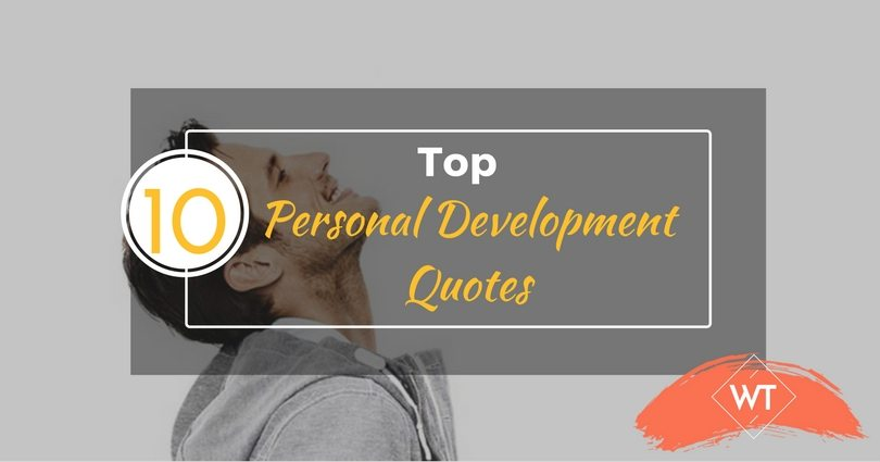 10 Top Personal Development Quotes