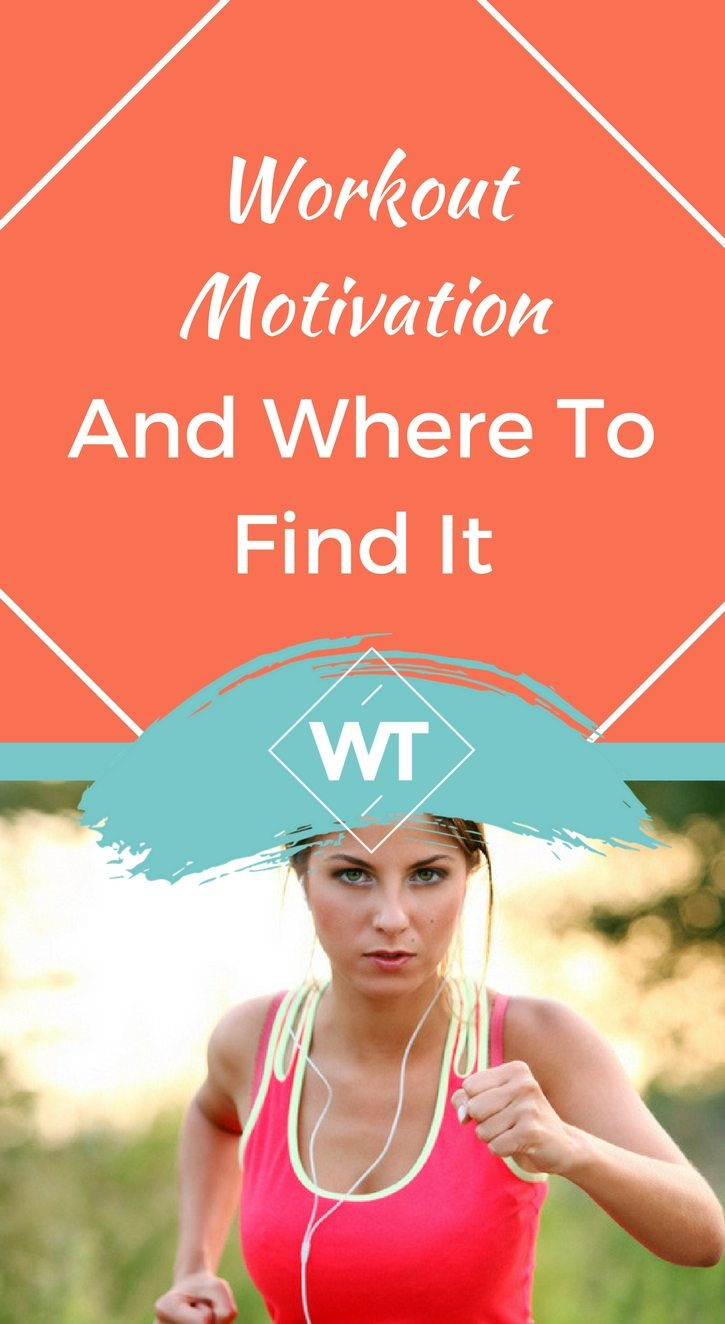 Workout Motivation And Where To Find It