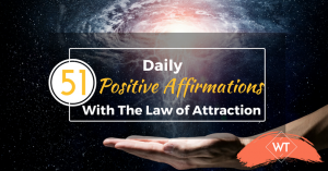 51 Daily positive affirmations