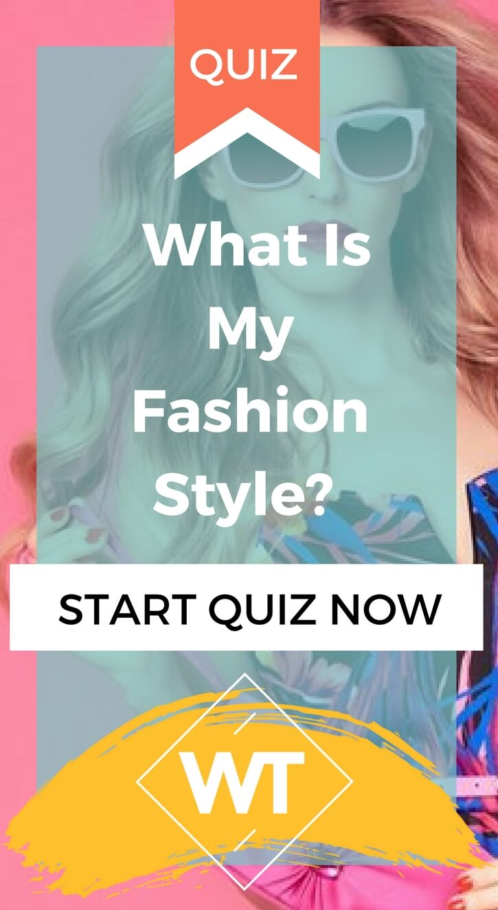 What Is My Fashion Style?