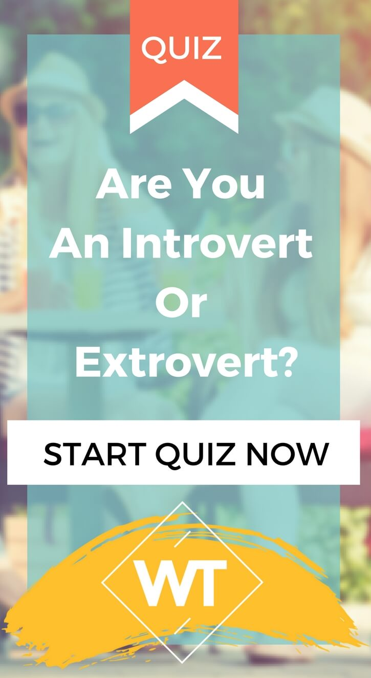 Am I An Introvert or Extrovert?
