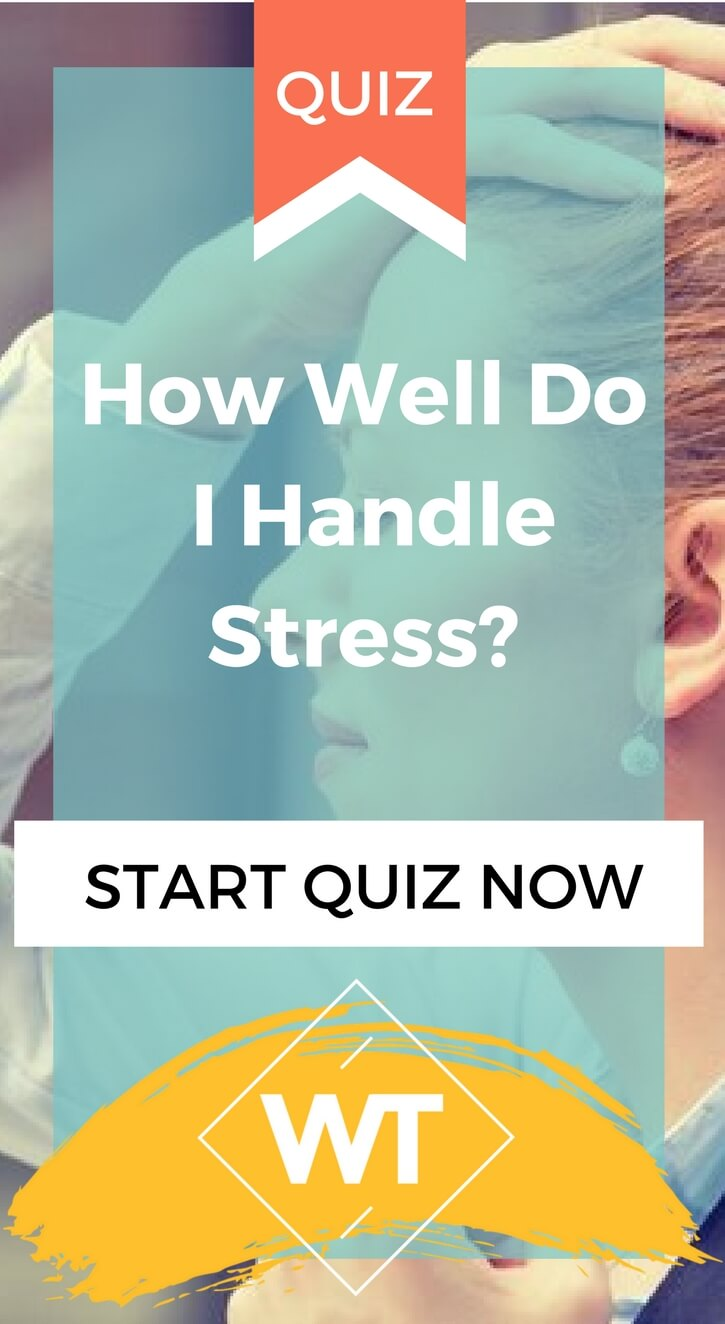 How Well Do I Handle Stress?