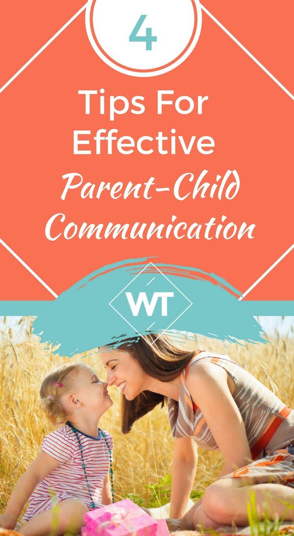 4 Tips for Effective Parent-Child Communication