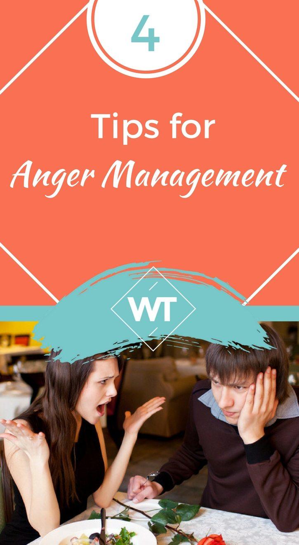 4 Tips for Anger Management