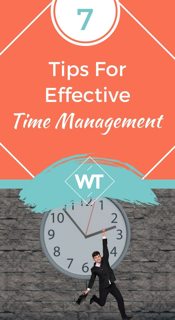 7 Tips for Effective Time Management