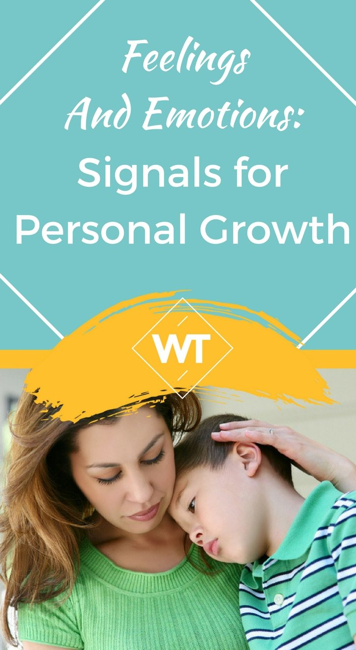 Feelings and Emotions: Signals for Personal Growth