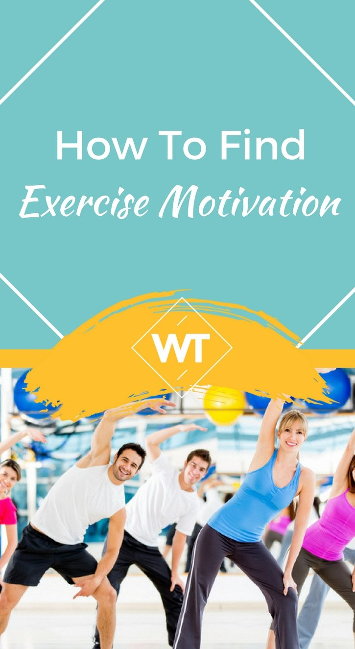 How to Find Exercise Motivation
