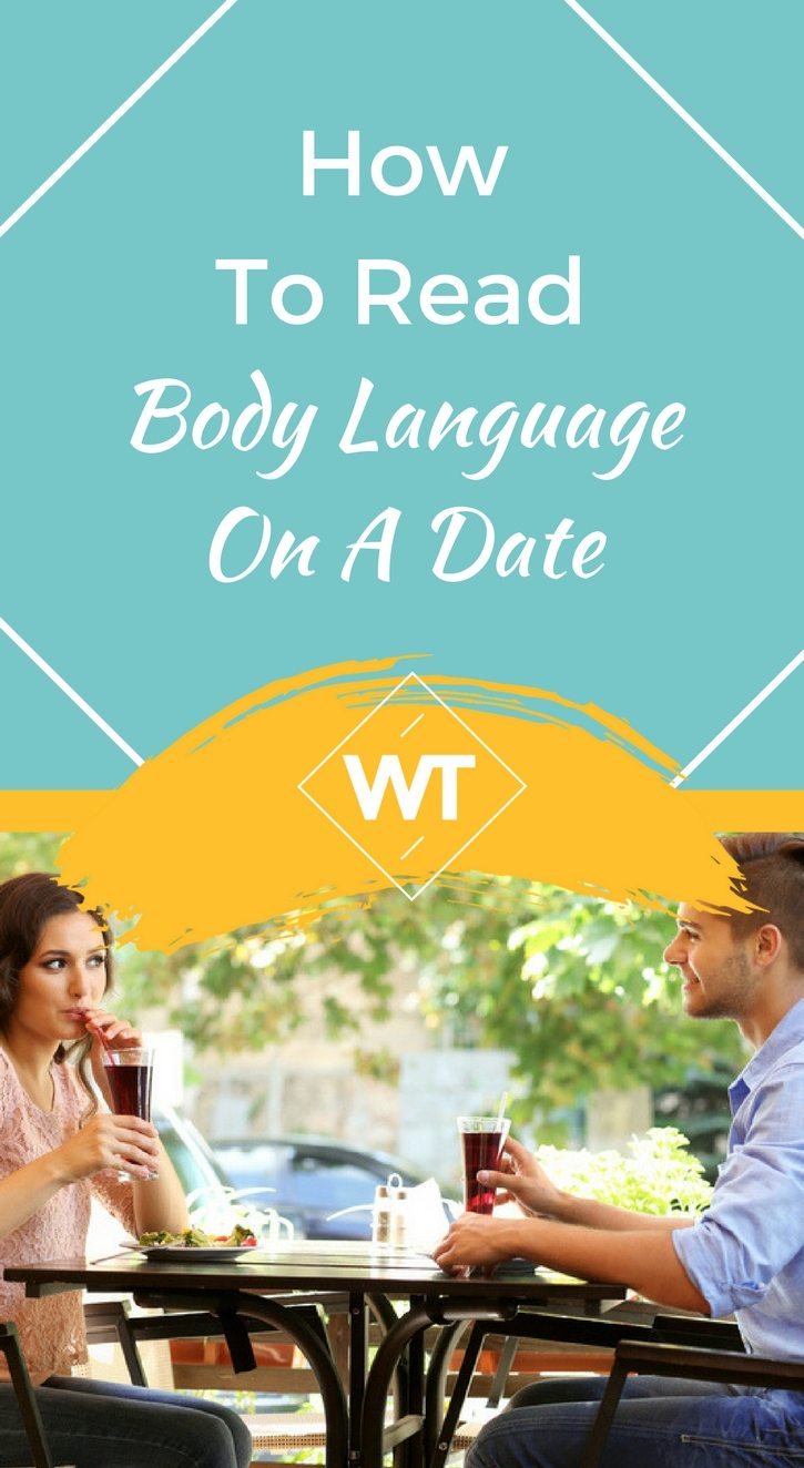 How To Read Body Language On A Date