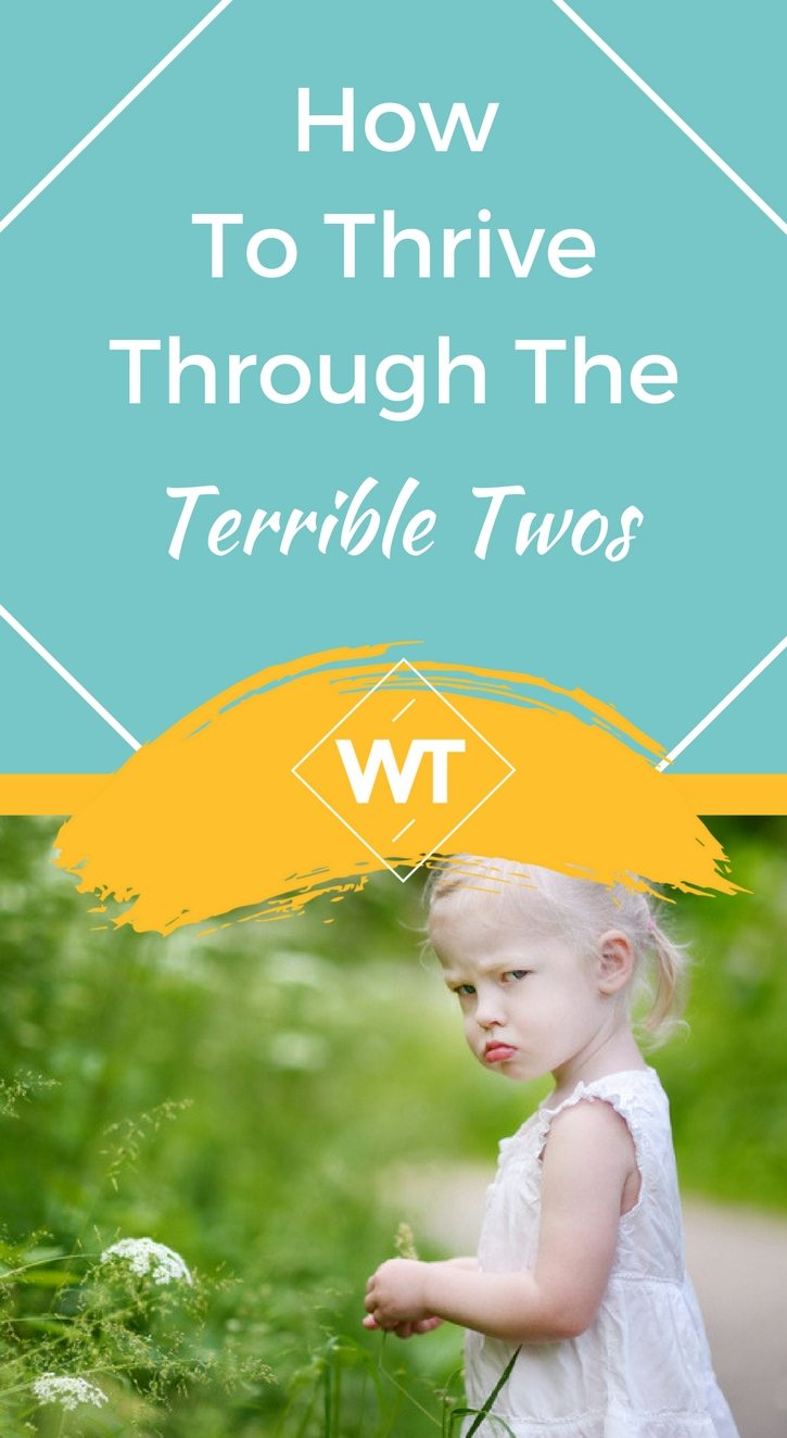 How To Thrive Through The Terrible Twos