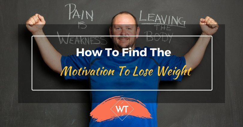 How To Find The Motivation To Lose Weight