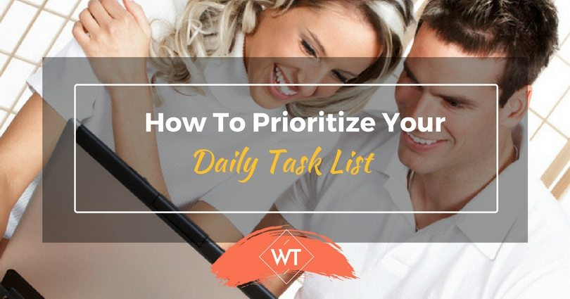 How to Prioritize your Daily Task List