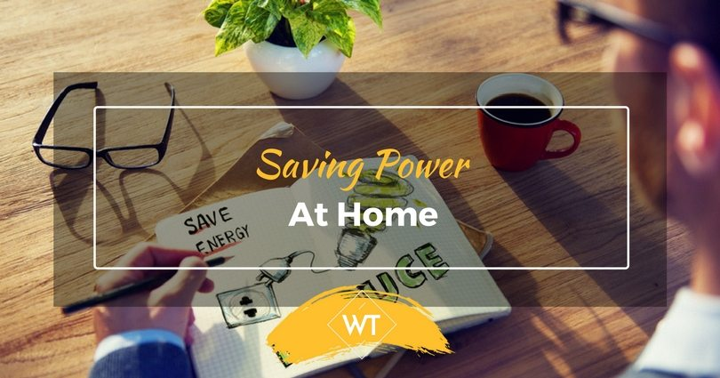 Saving Power at Home