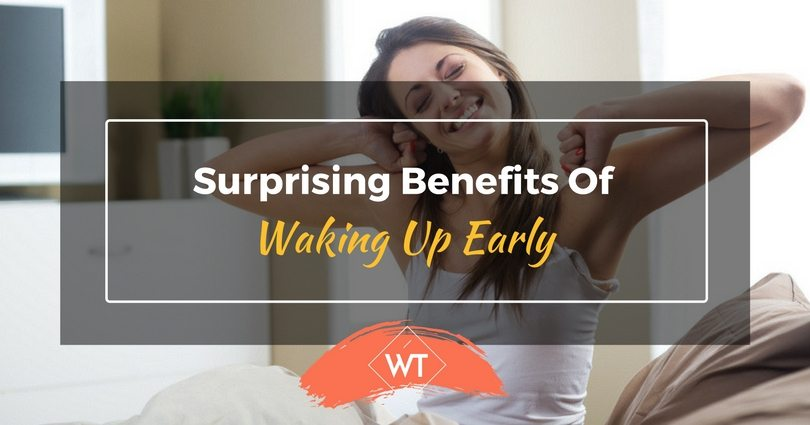 Surprising Benefits of Waking up Early