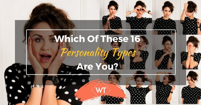 Which Of These 16 Personality Types Are You?