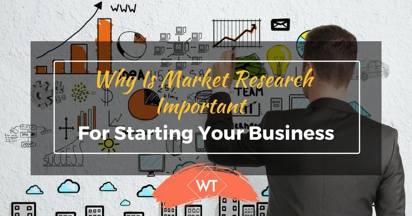 Why is Market Research Important For Starting Your Business