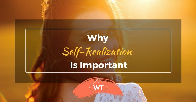 Why Self-Realization is Important?