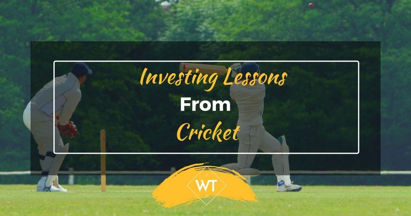 Investing Lessons from Cricket