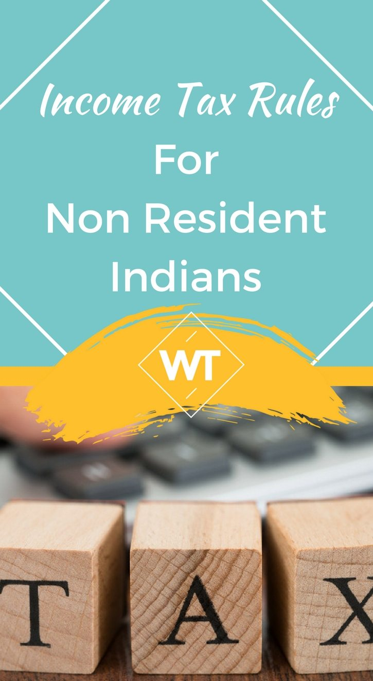 Income Tax Rules for Non Resident Indians