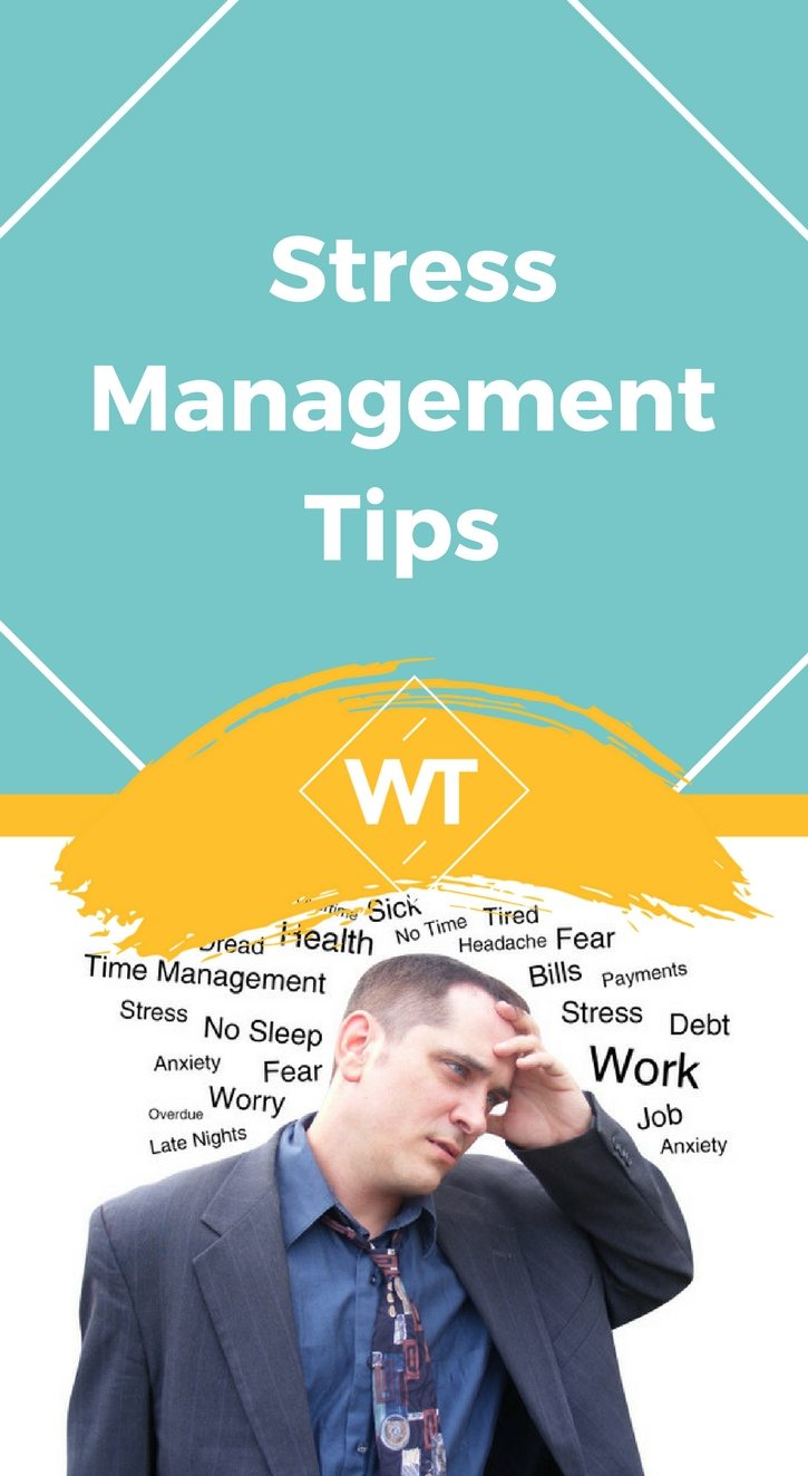 Stress Management Tips - Lead a Stress Free Life | WisdomTimes