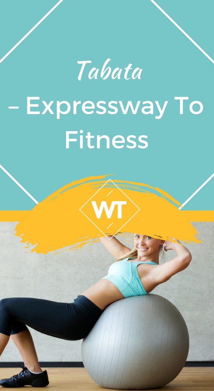 Tabata – Expressway to Fitness