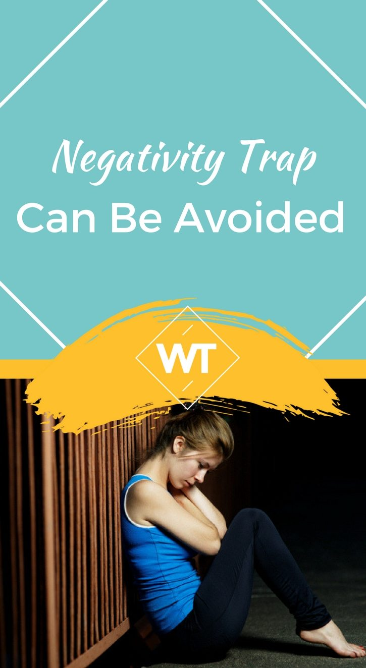 Negativity Trap can be Avoided