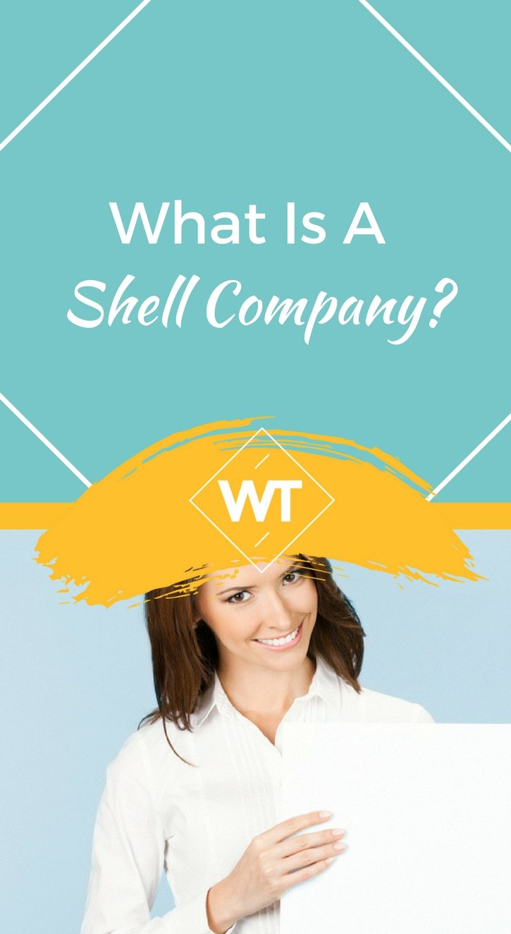 What is a Shell Company?