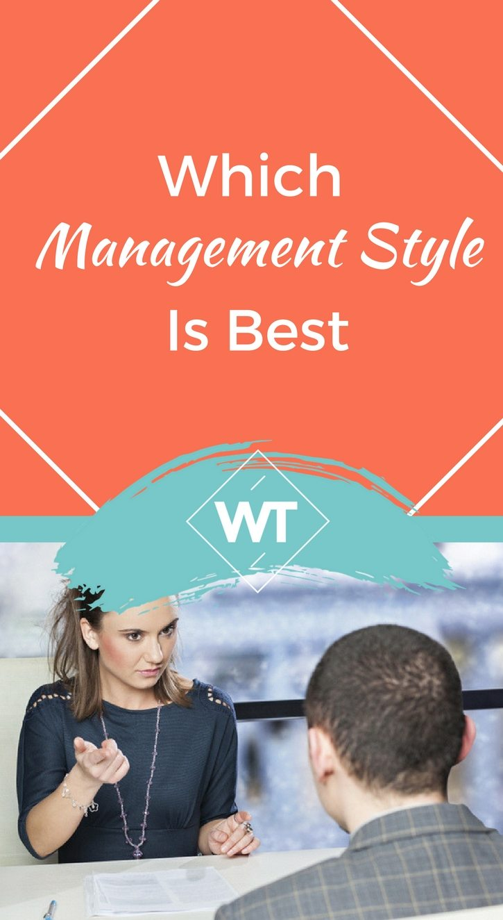 Which Management Style is Best