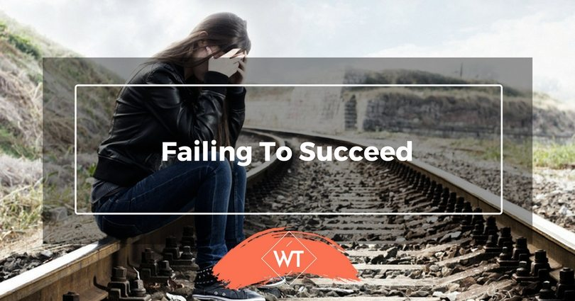 Failing to Succeed