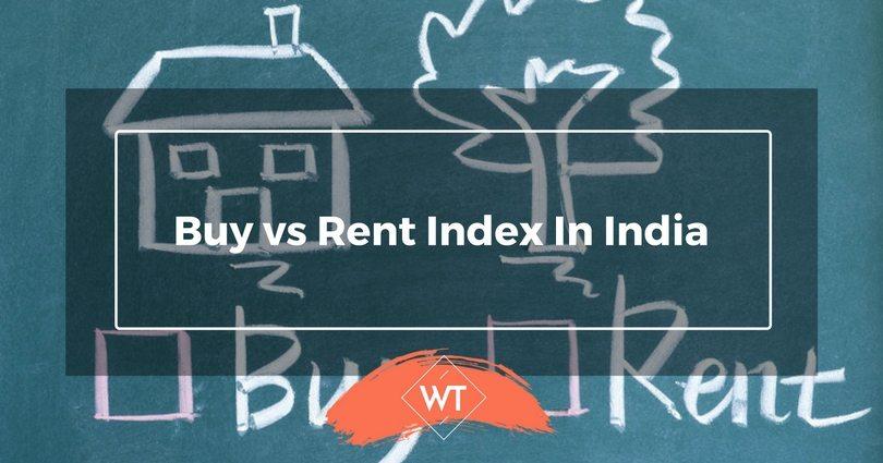 Buy vs Rent Index in India