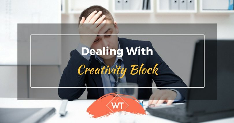 Dealing with Creativity Block