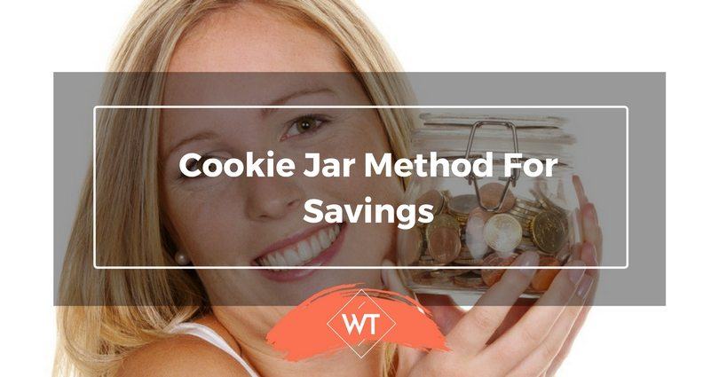 Cookie Jar Method for Savings