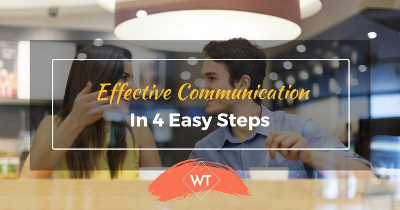 Effective Communication in 4 Easy Steps