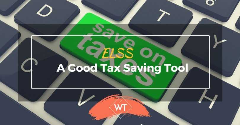 ELSS- A Good Tax Saving Tool