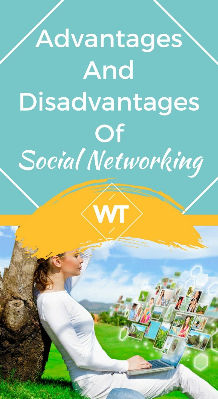 merits and demerits of social networking