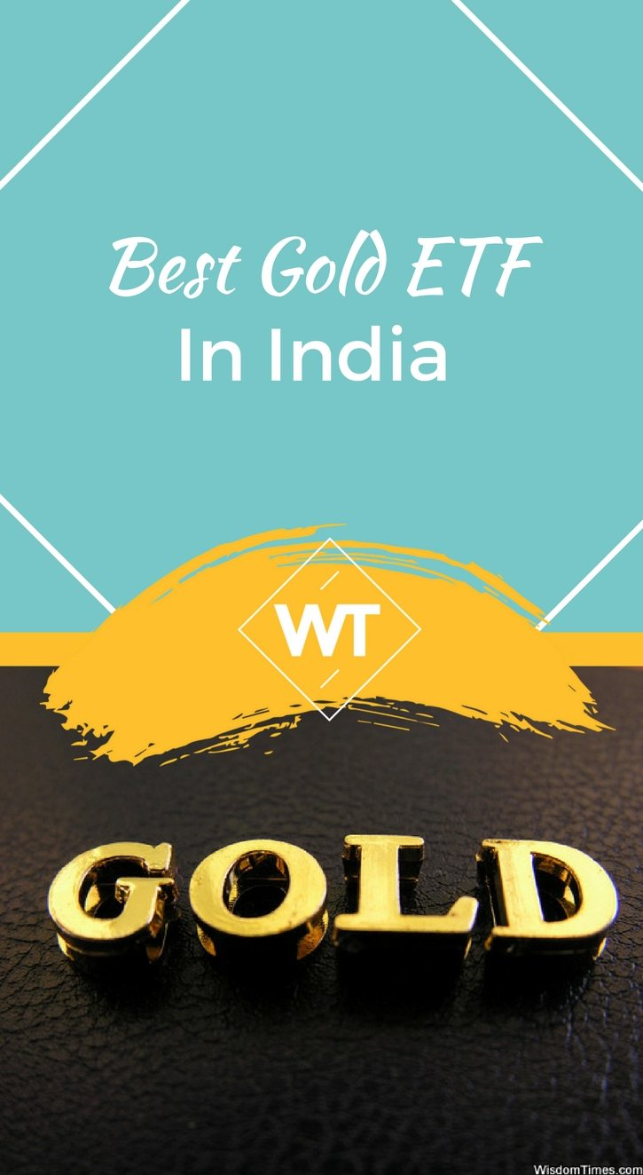 Best Gold ETF in India