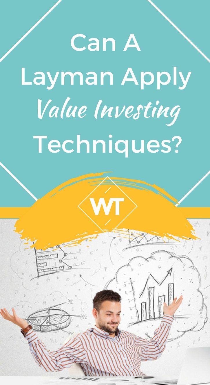 Can a Layman Apply Value Investing Techniques?