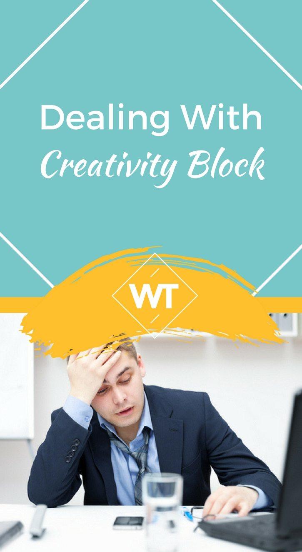 Dealing with Creativity Block