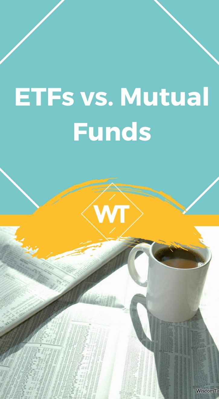 ETFs vs. Mutual Funds