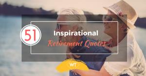 inspirational retirement quotes